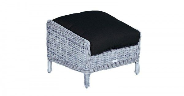Hocker Osborne passion cloudy grey/reflex black