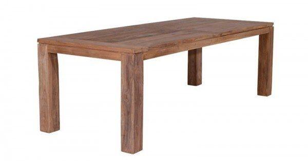 Tisch Mexiko 240x100x76 cm Teak