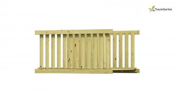Winnetoo Holzbrücke 180 cm