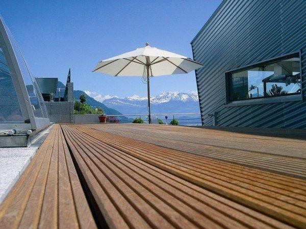 Terrassendiele Bangkirai Premium select