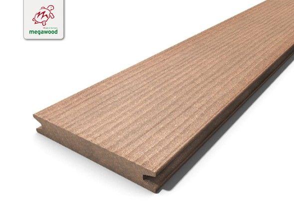 Megawood Barfußdiele Premium naturbraun