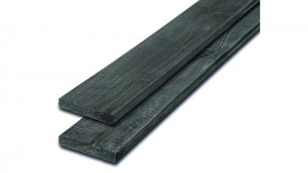Terrassendiele Fichte grau 20x120mm kesseldruckimprägniert