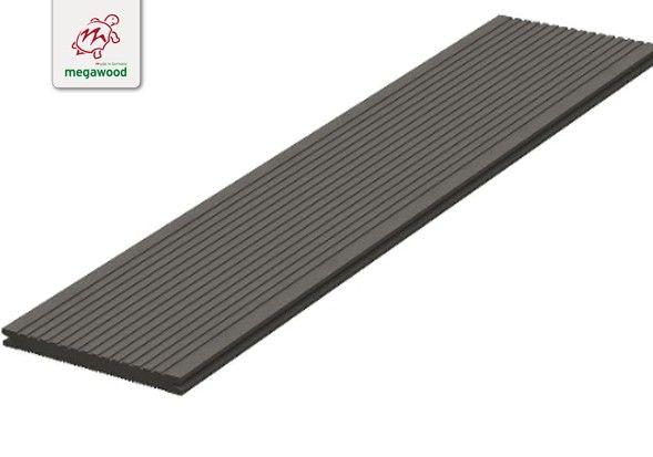 megawood barfu diele classic jumbo schiefergrau 242 mm breit. Black Bedroom Furniture Sets. Home Design Ideas
