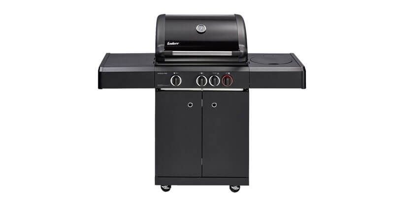 Enders Gasgrill Kansas Black Pro 3 K Turbo : Enders gasgrill kansas black pro 3 k turbo
