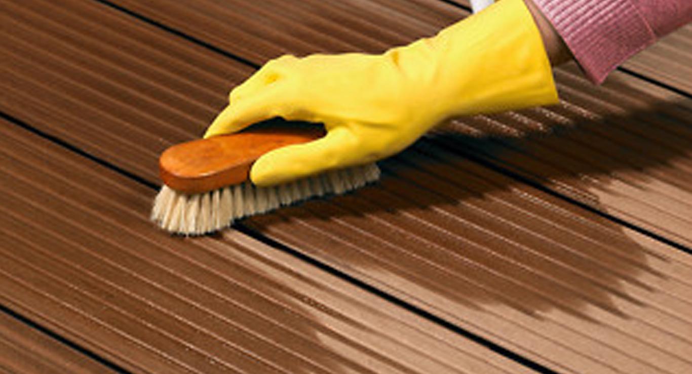 Terrassendielen aus WPC Pflege  Pflegetipps  Tipps & Tricks