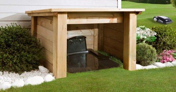 m hroboter garage 80x80x65 50 cm. Black Bedroom Furniture Sets. Home Design Ideas
