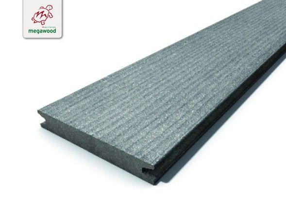Megawood Barfußdiele Premium basaltgrau