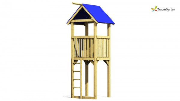 Winnetoo Spielturm 113 x 113 x 350 cm