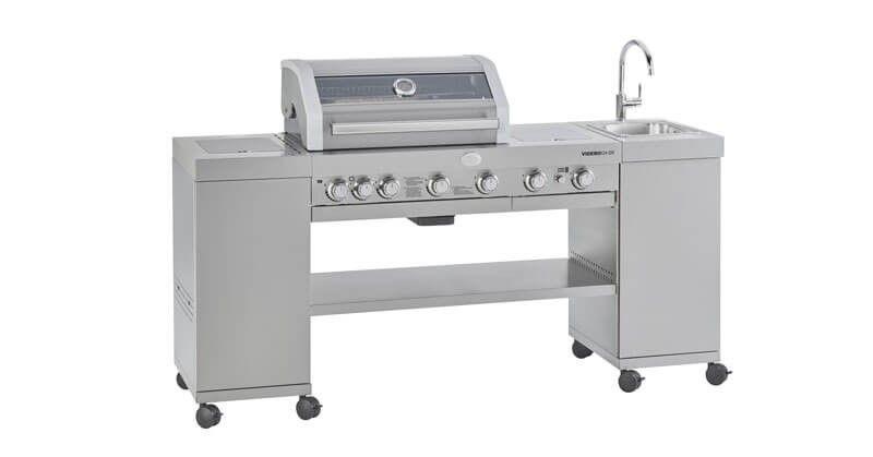 Rösle Gasgrill Videro G6 Test : Rösle gasgrill bbq kitchen videro g4 sk edelstahl