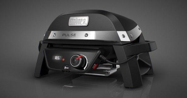 Weber Elektrogrill Pulse 1000