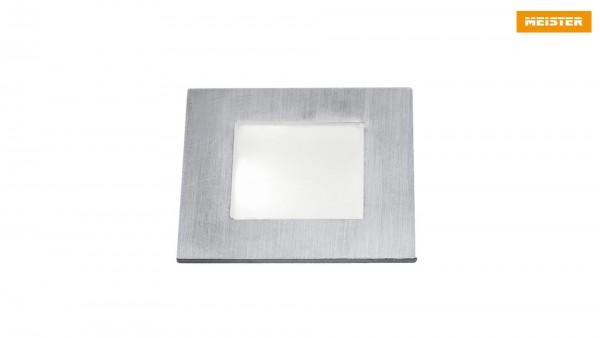 LED Einbaubodenleuchte Flat - mini 0,4 Watt 2er-Set
