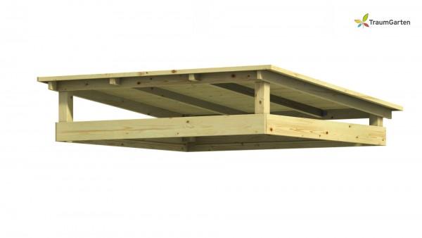 Winnetoo GIGA Pult-Dach Holz