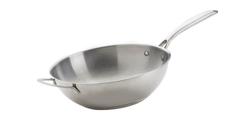 Landmann Gasgrill Wok : Napoleon grill wok aus edelstahl cm